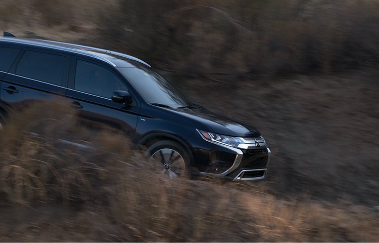 Adventure is just around the corner with the powerful and versatile 2019 Outlander crossover.