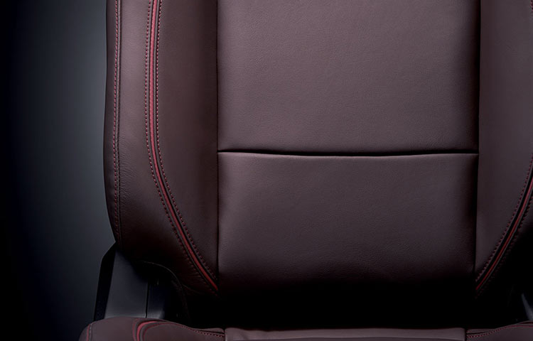 Premium Leather Seating 2017 Mitsubishi Outlander PHEV