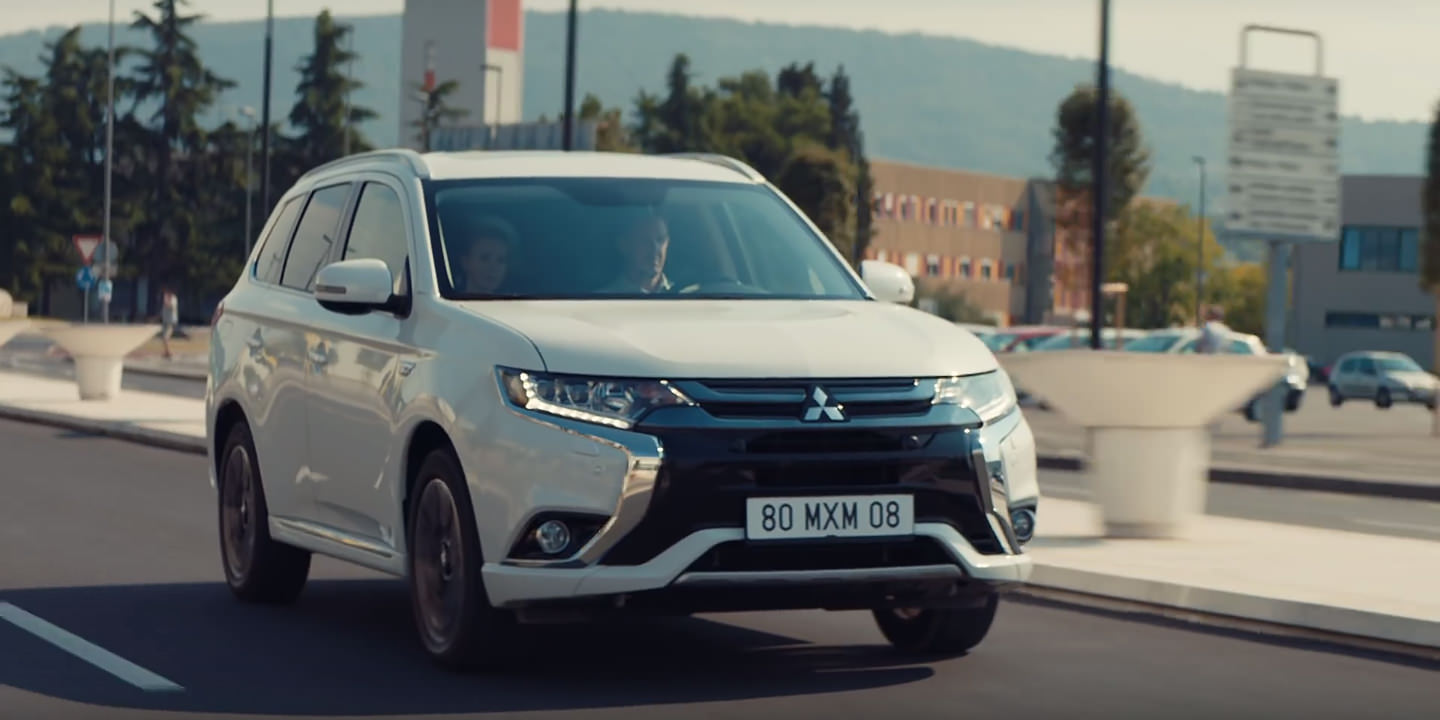 ready when you are 2017 Mitsubishi Outlander PHEV