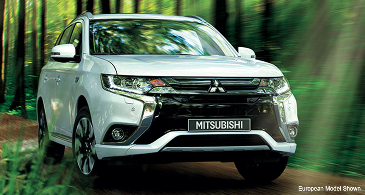Plug In Hybrid Electric Vehicle 2017 Mitsubishi Outlander