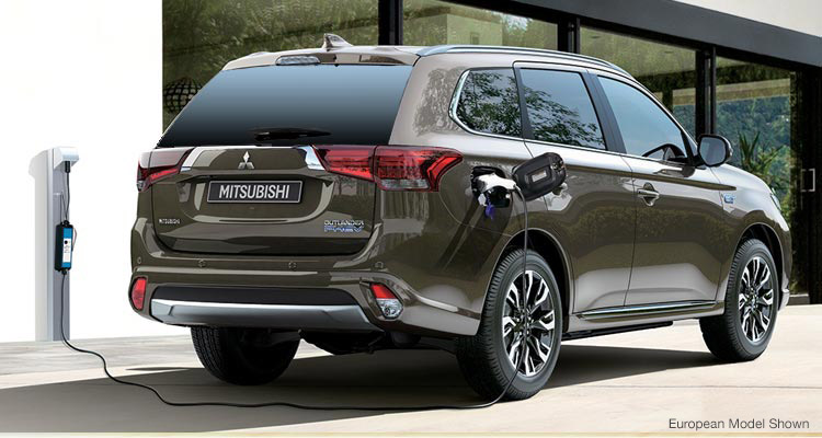 Introducing the 2017 Mitsubishi Outlander PHEV | Mitsubishi Motors