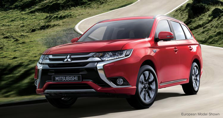 Super All Wheel Control 2017 Mitsubishi Outlander PHEV