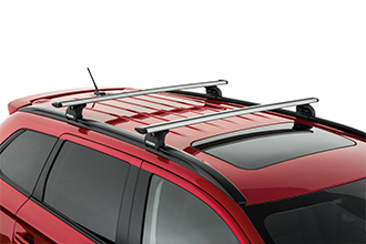 roofrack crossbars for 2018 Mitsubishi Outlander PHEV
