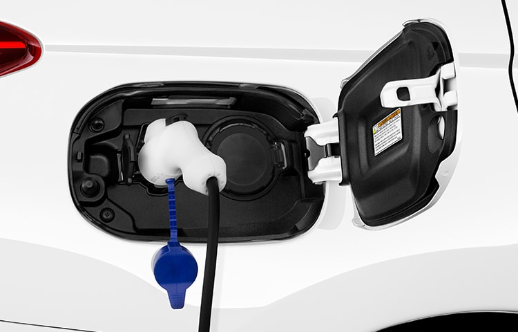 Charge how you want with convenient Level 1, Level 2 and DC Fast Charging.