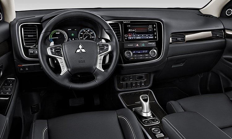 Outlander PHEV Mitsubishi 2018 Costumize Interior Background