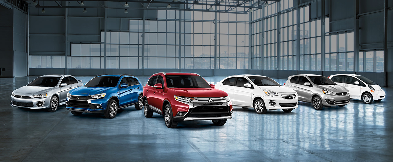 Mitsubishi Car Leasing & More Special Offers | Mitsubishi Motors